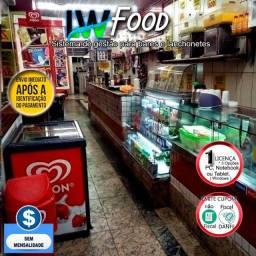 ERP Sistema LWFood - Gestão de bares, churrascarias e hambúrgueria