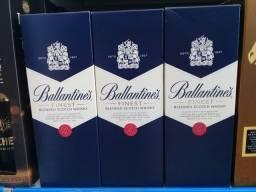 Ballantines 1 litro - ORIGINAL - Caixa com 12 unidades