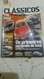 Revista quatro rodas clássicos  edição 10