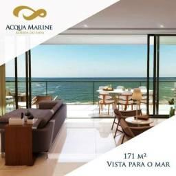 Relançamento Do Condomínio Pé Na Areia 4 Quartos 170m² Acqua Marine Reserva Do Paiva