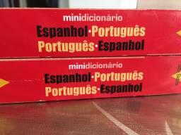 Dicionários de Espanhol