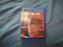Jogo Detroit Become Human usado mídia física