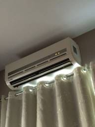 Ar-condicionado Splinter 12 bts por 650