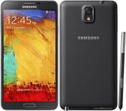 Tampa Traseira Para Samsung Galaxy Note 3 Preta NOVA