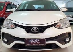 Etios Sedan Platinum 2017