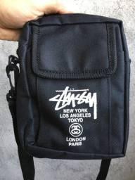 Shoulder Bag Stussy - Produto importado - Disponível a pronta entrega