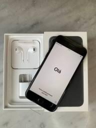 Iphone 7 128Gb preto SEM USO