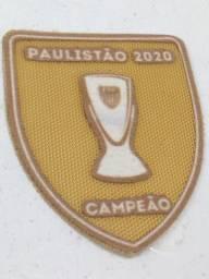 Patch campeão paulista