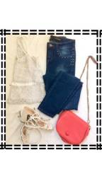 Calça jeans n 36