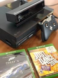 Xbox One Elite 1 Tb + Controle Elite + Kinect + 2 Jogos