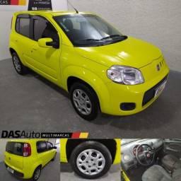 Fiat Uno Vivace Celebration 1.0 2012 - Completo, 2º Dono