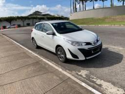 Toyota Yaris 2020 1.5 Plus Connect 3 Mil Rodados