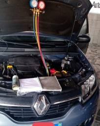 Conserto ar condicionado automotivo