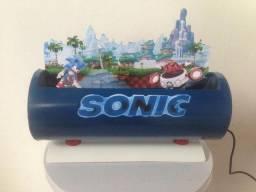 Luminária Artesanal (Sonic)