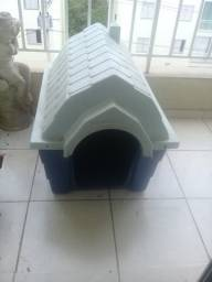 Casa grande de cachorro