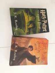 Harry Potter e o enigma do Príncipe + Harry Potter e as relíquias da morte