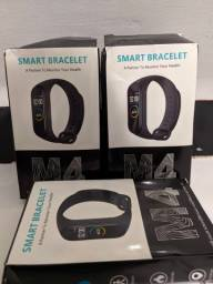 Pulseira bracelete inteligente m4