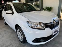Renault Logan Expression 1.0 - Único dono - Revisões na CC