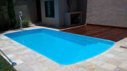 Saldão piscina 6 metros