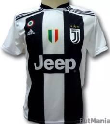 Kit Combo 13 Camisas de Futebol Atacado para revenda Juventus CR7
