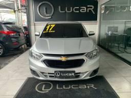 Cobalt 2017 LT 1.4 com Gnv lindo carro