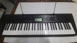 Teclado musical eletrônico Casio CTK-2300 preto
