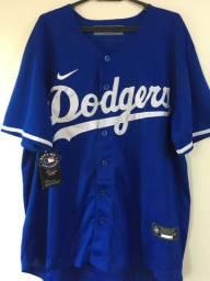 Camisa Baseball Dodgers 10 Turner