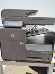 Impressora HP Officejet Pro X476dw mfp multifuncional