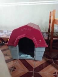 Casinha de cachorro porte médio/grande