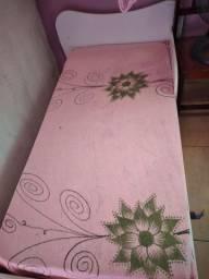 Uma cama infantil