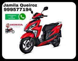 Motocicleta Elite 125