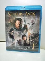 Blu-ray Senhor dos Anéis