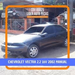 Venda em Peças - Chevrolet Vectra 2.2 16v 2002