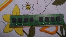MEMÓRIA RAM 4GB DDR3 1600MHZ(FAVOR LER A DESCRIÇÃO)