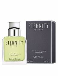 Perfume Eternity For Men 100ml Calvin Klein 100% Original