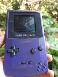 GameBoy Color + Dois Jogos