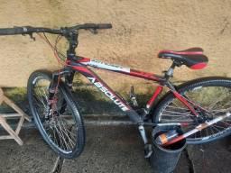 Título do anúncio: Bicicleta aro 29 tem nota de compra