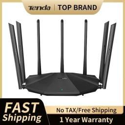 Roteador Wi-fi 5ghz Com 7 antenas