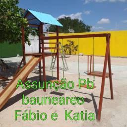 Playground e parquinho