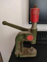 Maquina Manual Para Pregar Botao De Pressao E Ilhos - Graziano 07