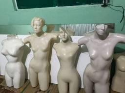 Manequins de loja