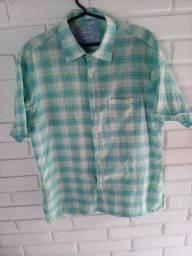 Camisa xadrez richards M