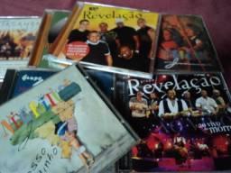 30 CDs nacionais por 45 reais!!