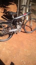 Vendo bicicleta motorizada 80 cc