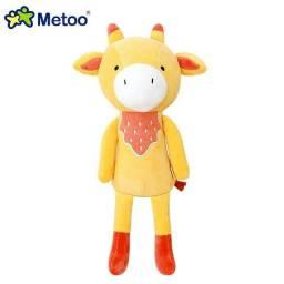 Boneco de Pelúcia Metoo Safari Girafa Original Importado