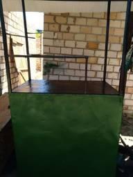 Vende-se carrinho pra venda de guaraná, 600.00.menor preço