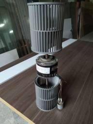 Motor Mebsa 1/10cv (monofásico) - Diâmetro palhetas 163mm