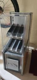 Freezer de exposição da Red bull