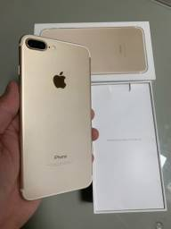 iPhone 7 PLUS 32GB Gold / ÓTIMO ESTADO