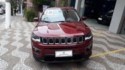 Título do anúncio: jeep compass 2018 2.0 flex longitude automática